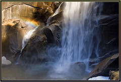 Calm Winter (Thi) Tags: yosemite yosemitevalley vernalfall yosemitewinter