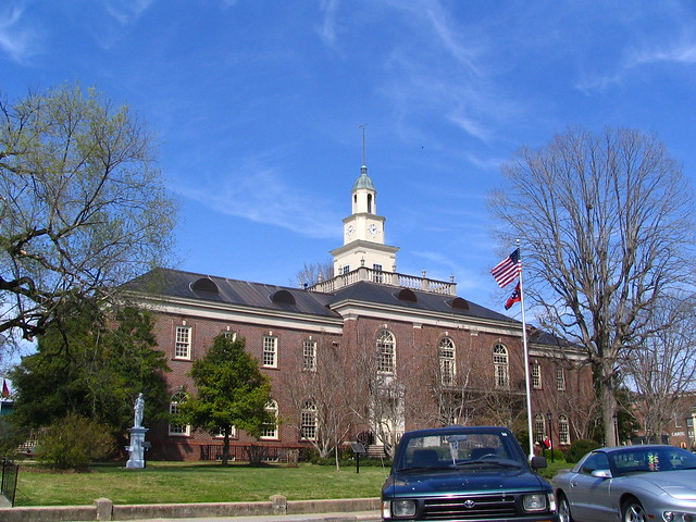 Lincoln County Courthouse - Fayetteville, TN