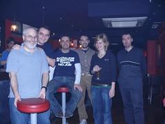 Cocktail Cadius de marzo en Zaragoza