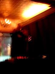 Craig Mitchell @ Half Lounge (02-Mar-2007)