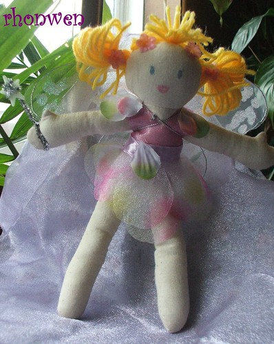 fairy doll making