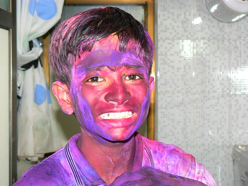 Holi :: Festival of Colours