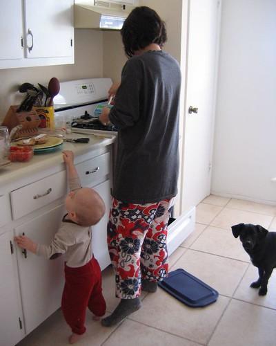 Cooks helper