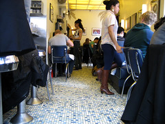 manhattan, spring street, caf� habana by svanes, on Flickr