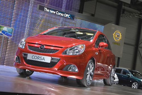 Opel/Vauxhall Corsa OPC
