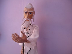 Kung Fu Master (marionettemaker) Tags: puppet martialarts kungfu marionette