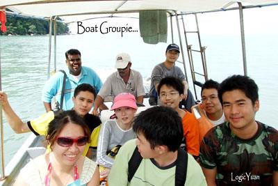 boat groupie