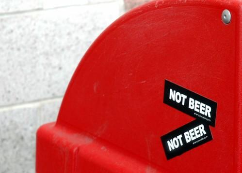 Not Beer