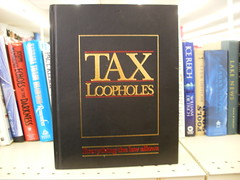 Tax LOOpholes!!!
