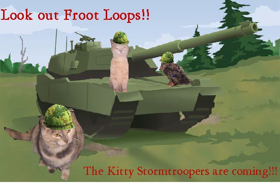 Lookout Froot Loops