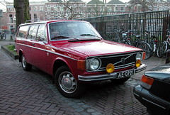 1972 Volvo 145 S (Michiel2005) Tags: auto car volvo 145 145s