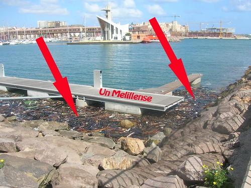 basura puerto deportivo 1