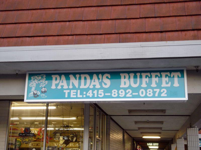 Panda's Buffet