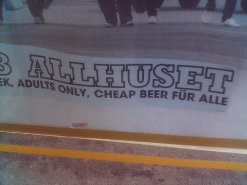 Beer für Alle