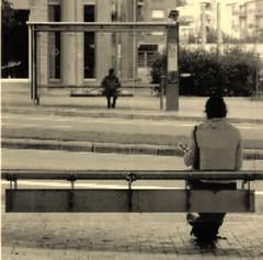 solitud enfrontada de Jordi Bertran