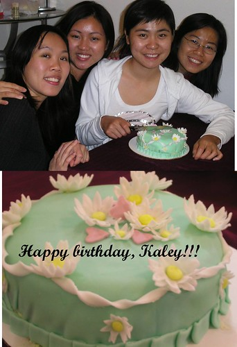 kaley birthday
