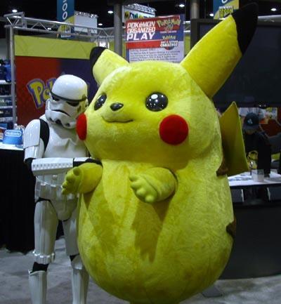 storm pikachu
