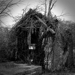 Old Well House (Cayusa) Tags: blackandwhite favorite architecture ruin favorites week10 myfavorites wellhouse cwd interestingness99 explored i500 tacwd cwdgs takeaclasswithdavedave cwd10 cwd101 cwdexplore explore21mar07 cwdgs10 myfavorites3