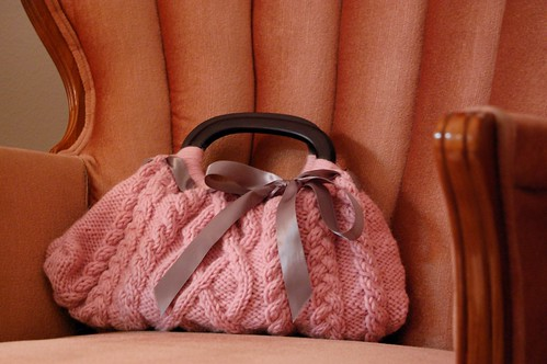 Pink Bangle Bag.