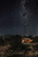 250307 home (Andrew C Wallace) Tags: sky home topf25 night photoshop stars australia southerncross moonlit astronomy northeast crux milkyway solarpowered 2frames p1f1 impressedbeauty oneperday2007