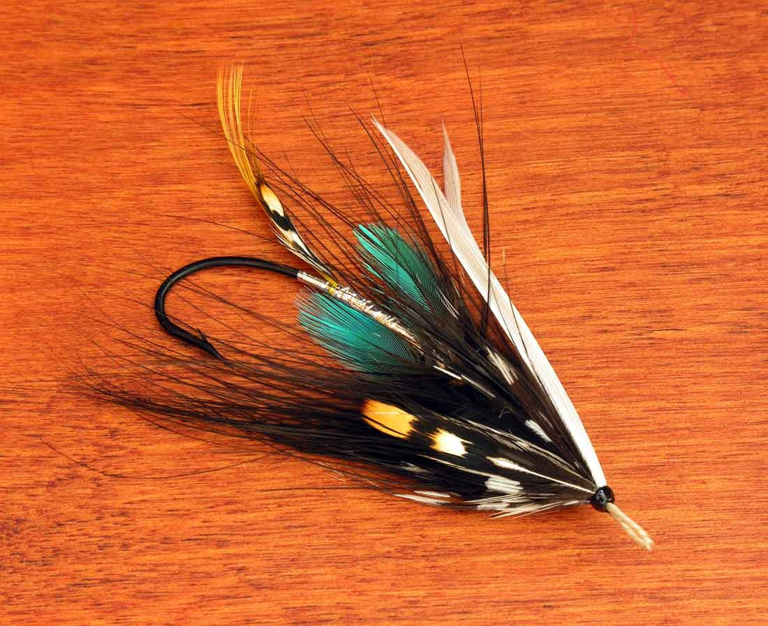 Moonlight Salmon Fly Fly Fishing Forum