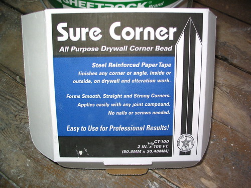 Seam tape, steel rienforced
