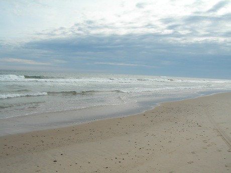Beach at Montauk