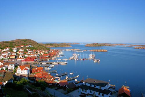 Bovallstrand by ulfbor.