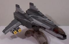 100B0490 (Megafoo) Tags: lego spacecraft interceptor