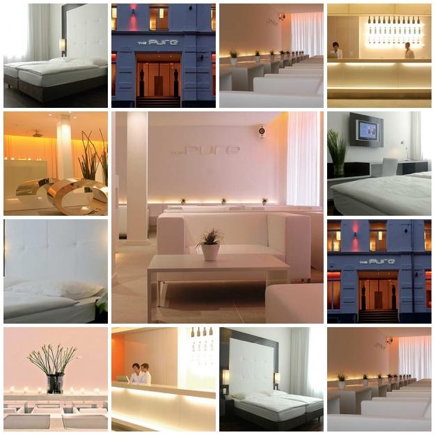 pure hotel - london