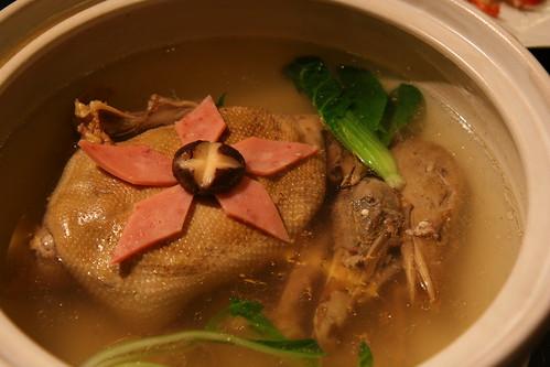 Duckduckgeon soup