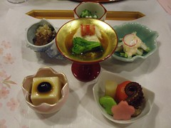 Meal at Kuruma-Ya