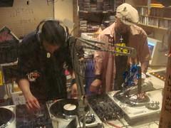 DJ Hypnotize and Baby Cee