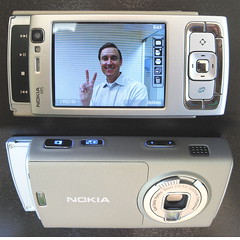 Nokia N95 - by jurvetson