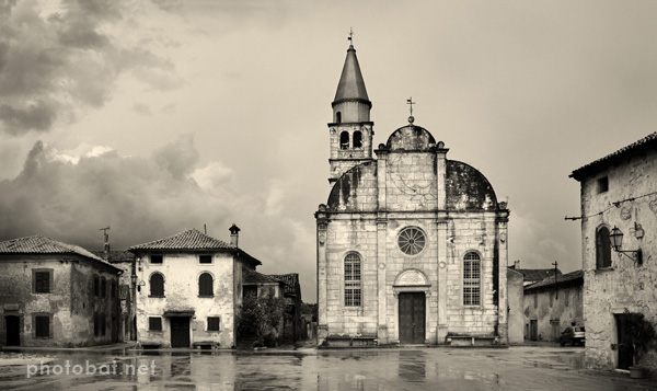 Croatia Church