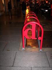 DDOT bike rack