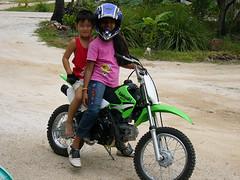 サムイ島-KLX110 (soma-samui.com) Tags: bike thailand island samui タイ バイク サムイ tourguidesoma ツアーガイドsoma