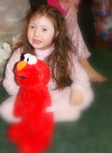 Me and my Elmo