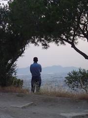 ATHENS 301 (ciaranomelia) Tags: sunset athens lonely ponder