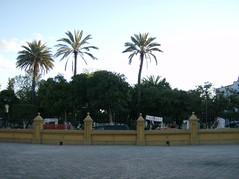 Plaza de la catedral Huajuapan