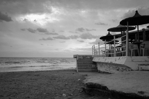 Kurion beach, yesterday evening