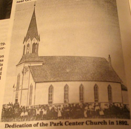Park Center dedication