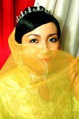 Portrait of Norfariza (Roslan Tangah (aka Rasso)) Tags: wedding bride sarawak limbang melayu malay