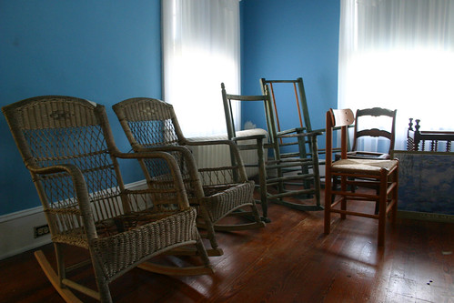 room of chairs