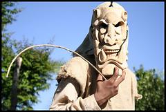 Diablito 2 (priscilla.mora) Tags: costa fiesta rica puntarenas cultura artesania tradicin mscara indgena conquista diablitos prehispnico boruca