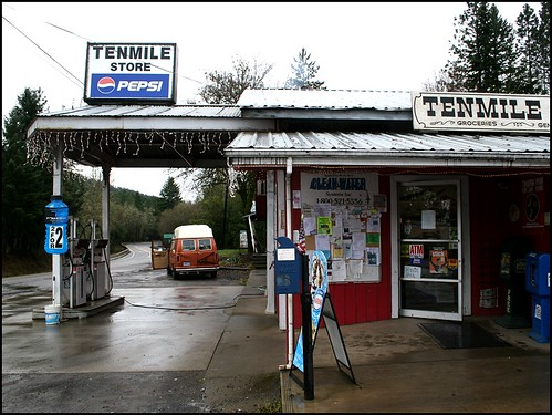 Tenmile Gas Station