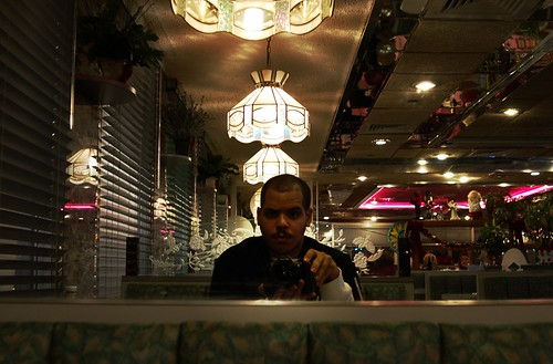 Alone In the Sunrise Diner