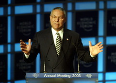 Colin Powell - World Economic Forum Annual Meeting Davos 2003