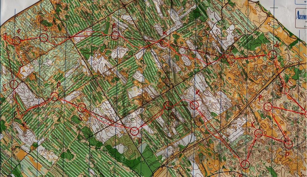 Bodoglár - térkép