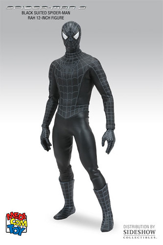 fig4 spidey black toy
